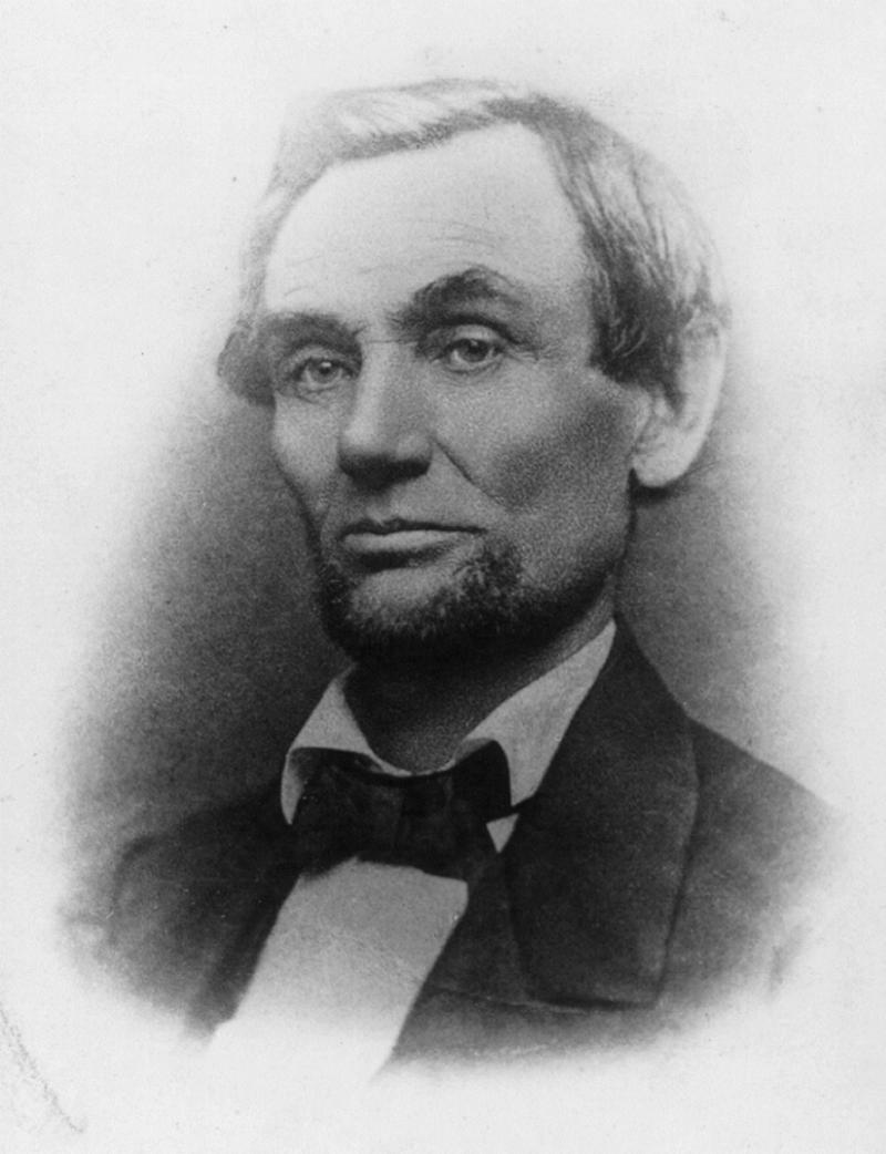 Abraham Lincoln Photos Beard