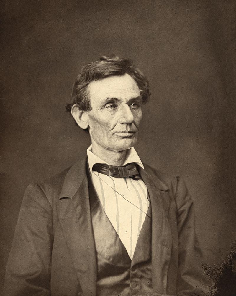 Abraham Lincoln Photos 1860 Photo