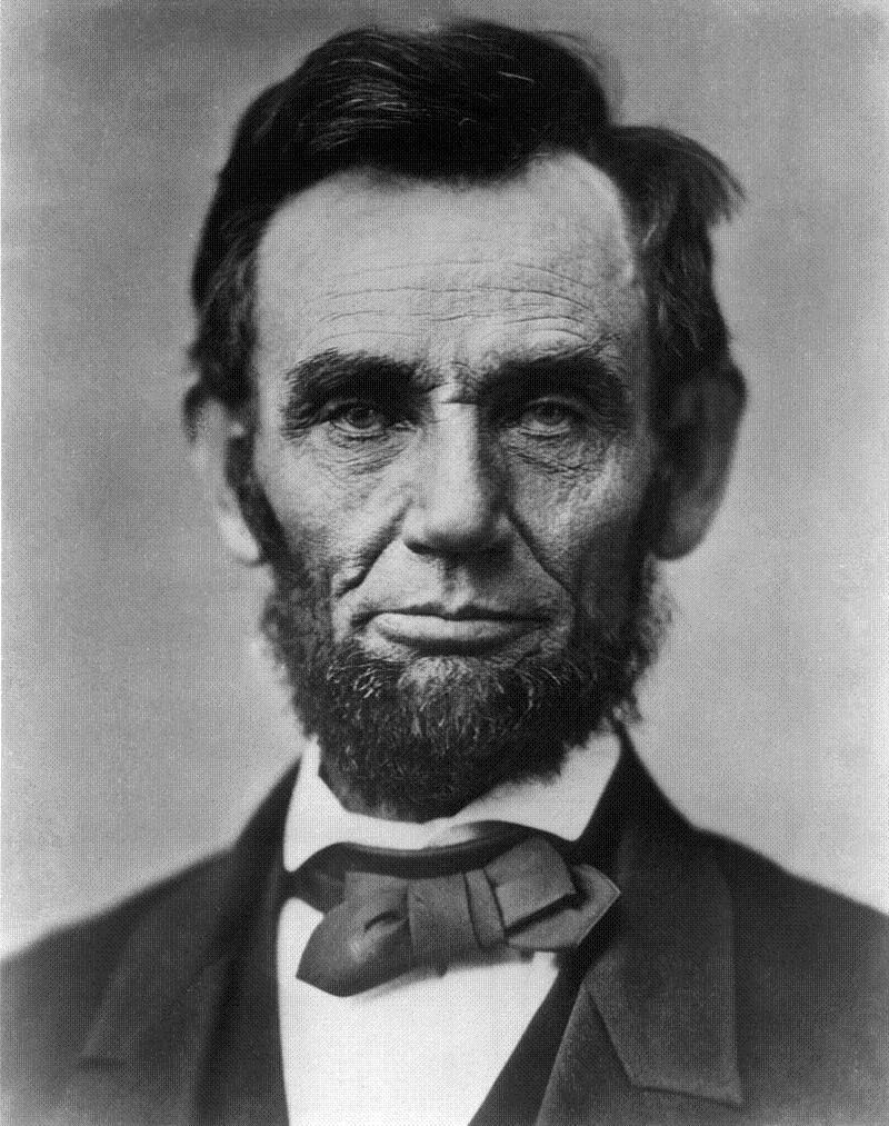 Abraham Lincoln Photos 1863 Gettysburg