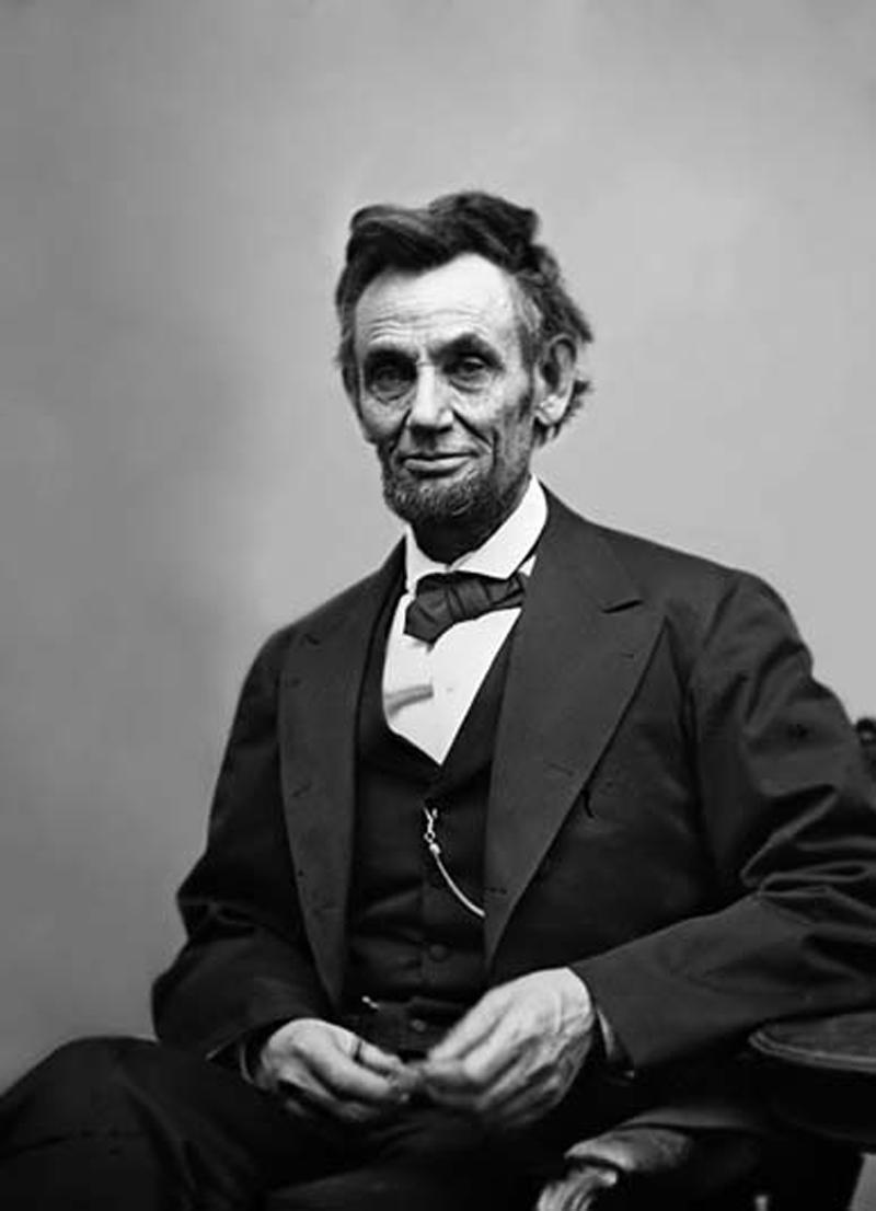 Abraham Lincoln Photos 1865