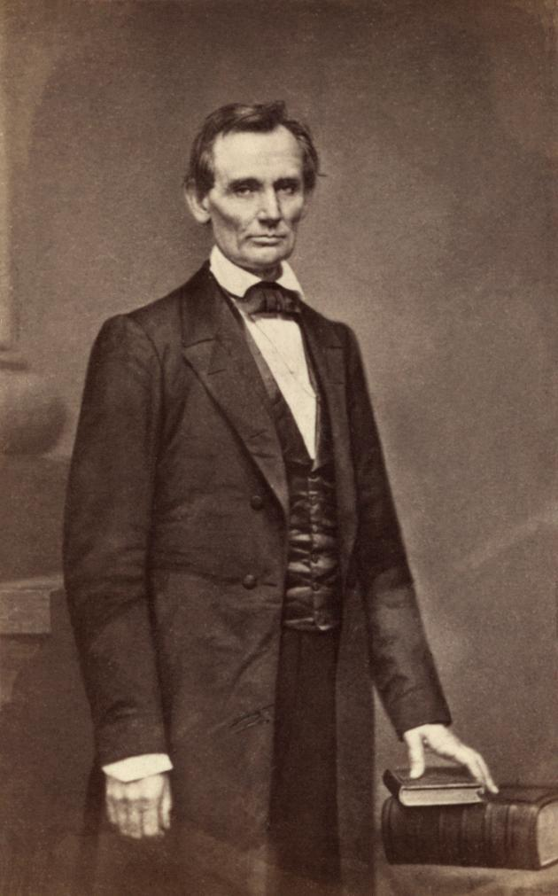 Abraham Lincoln Photos Brady