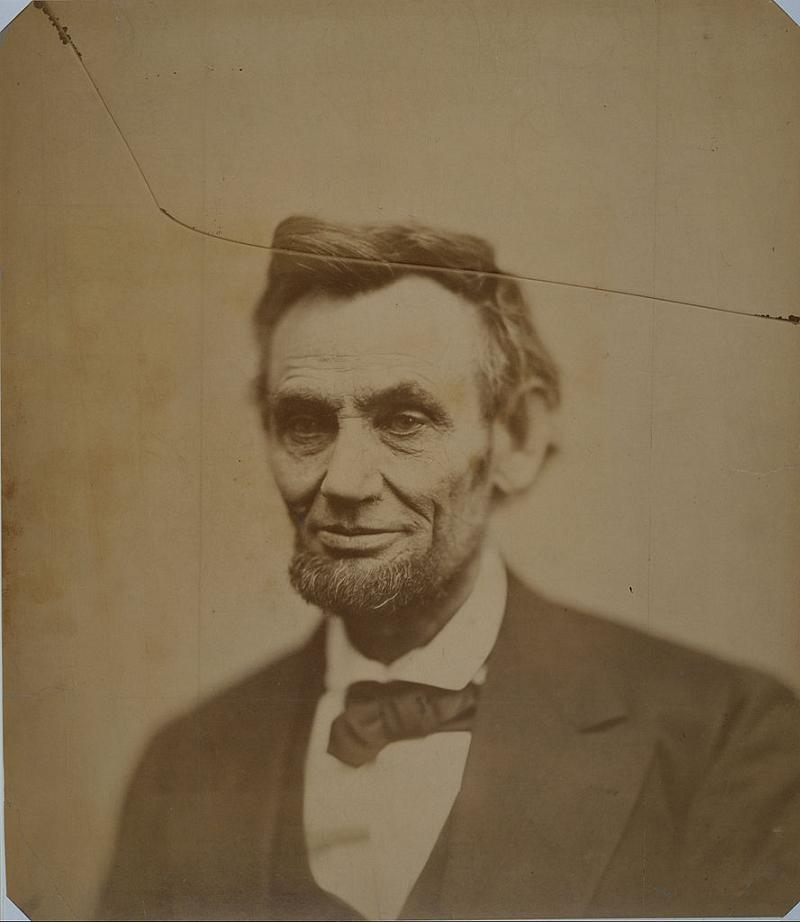 Abraham Lincoln Photos Last Portrait