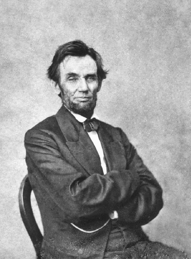 Abraham Lincoln Photos Chain
