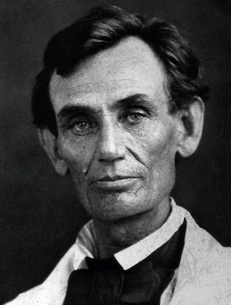 Abraham Lincoln Photos Suit