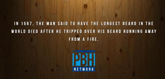 Longest Beard In The World
