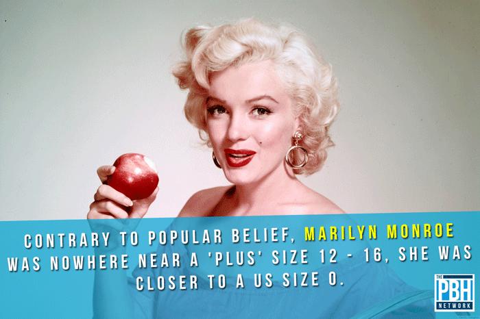 Marilyn Monroe Dress SIze