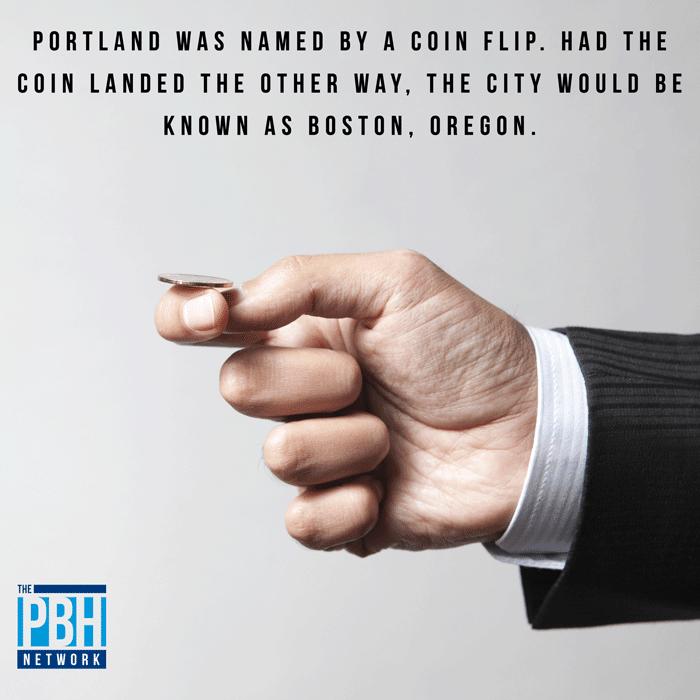 Naming Of Portland