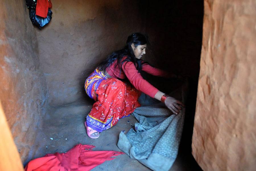 Nepal Menstruation