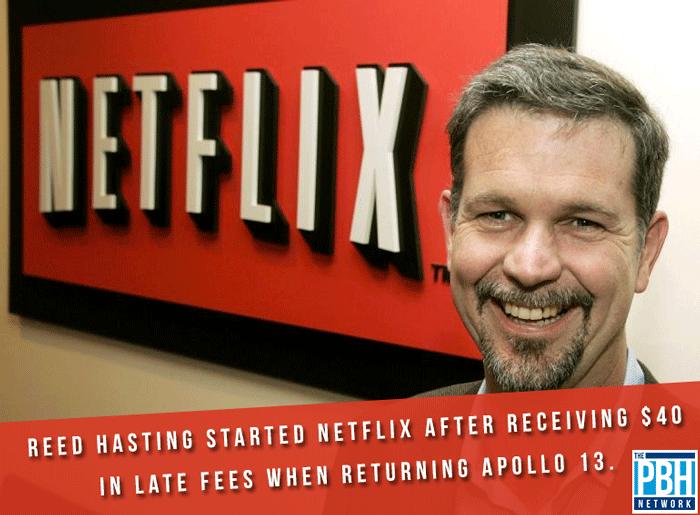 The Origins Of Netflix