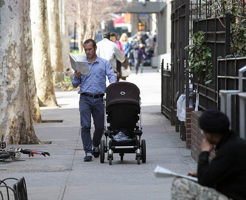 New Yorkers Books Stroller