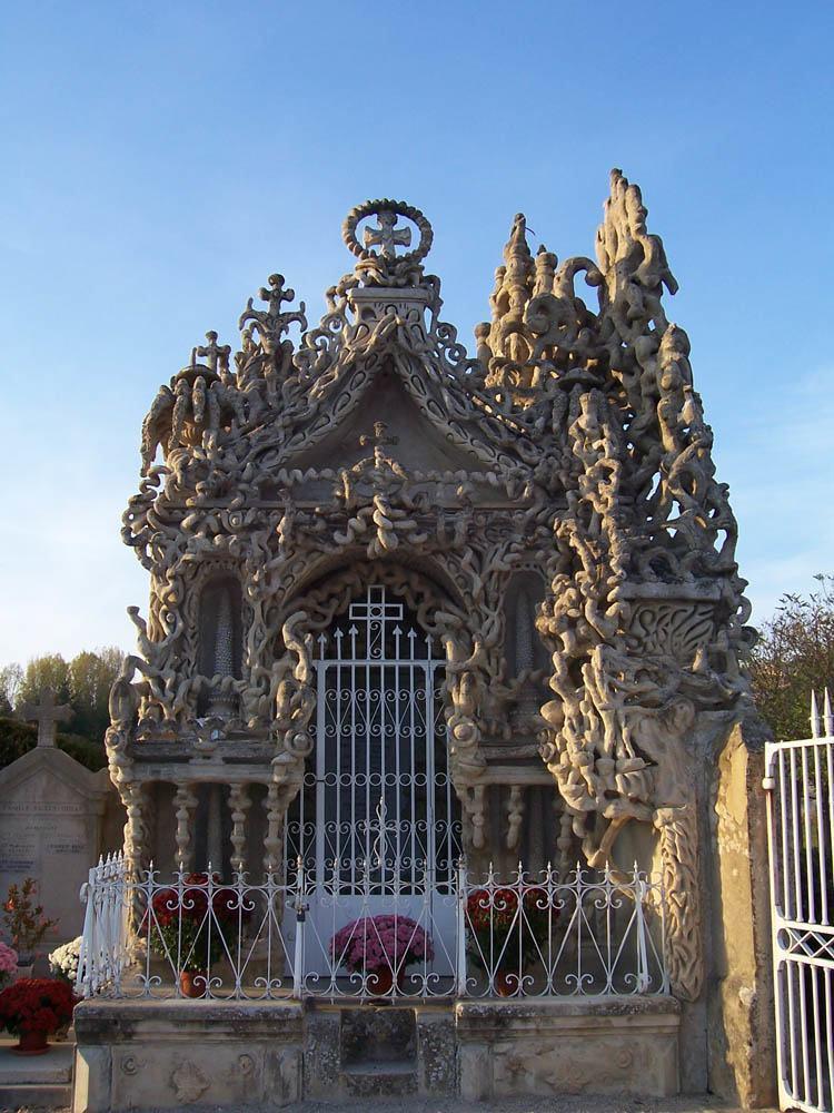 Le Palais Idéal Entrance