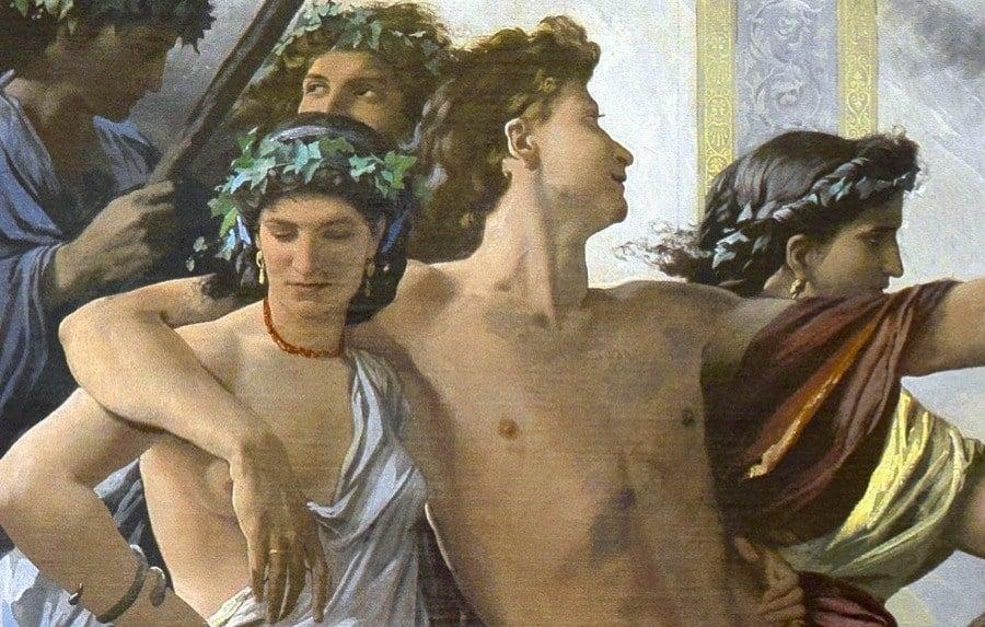 Plato Symposium Detail