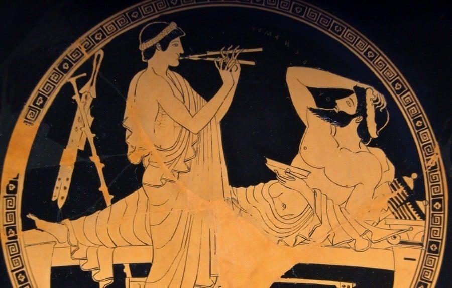Pederasty in ancient Greece