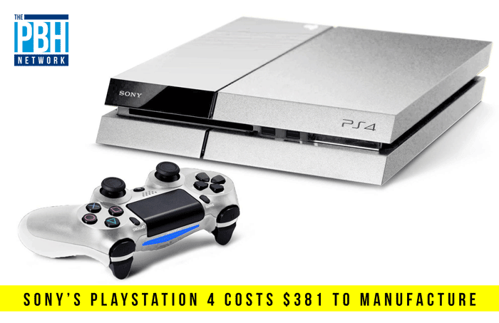 PlayStation Cost
