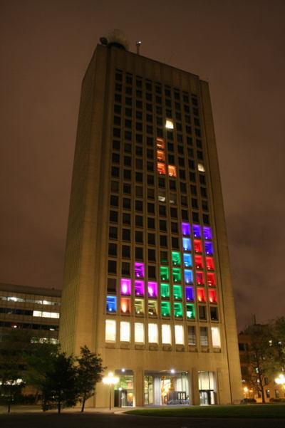 MIT Tetris Prank