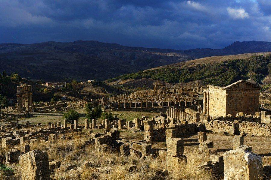 Roman Ruins Cuicul