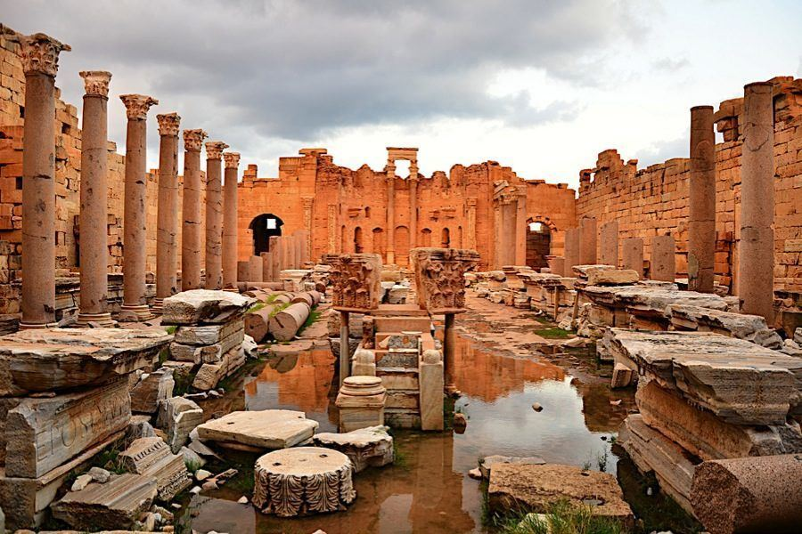 The Most Stunning Roman Ruins Outside Of Italy