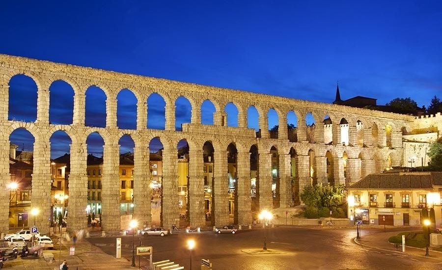 Roman Ruins Spain