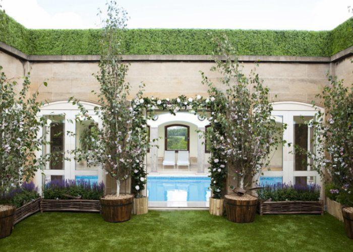 Rooftop Gardens Secret