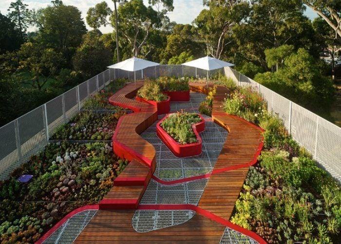 Rooftop Gardens Brunley