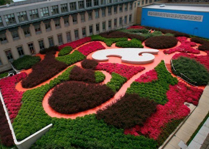 Carnegie Mellon Garden