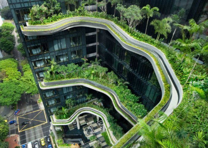 Park Royal Hotel in Singapore