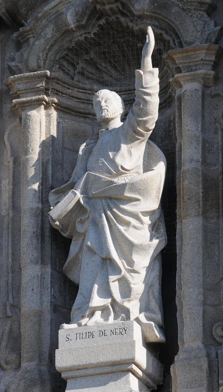 Saint Philip Statue