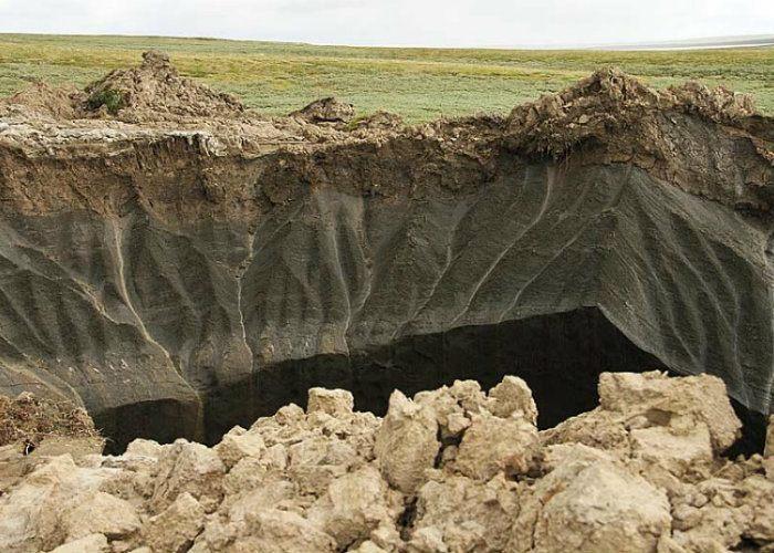 Siberian Craters B1 Walls