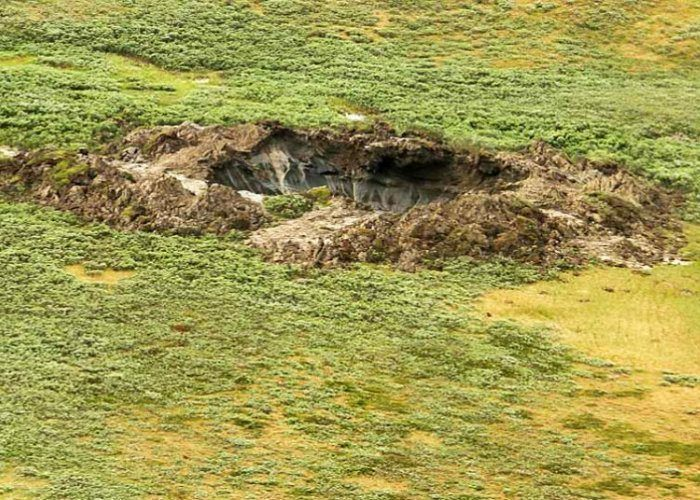 Siberian Craters B1 Distance