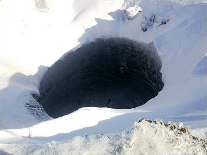 Siberian Craters B4