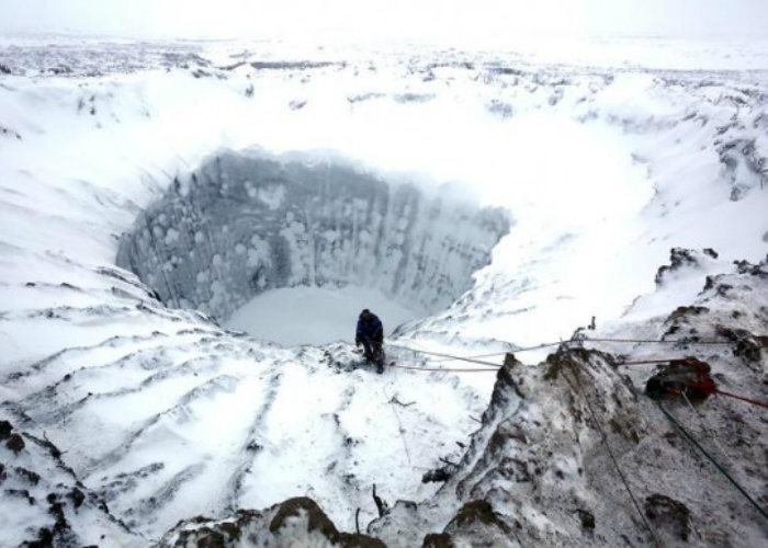 November Crater