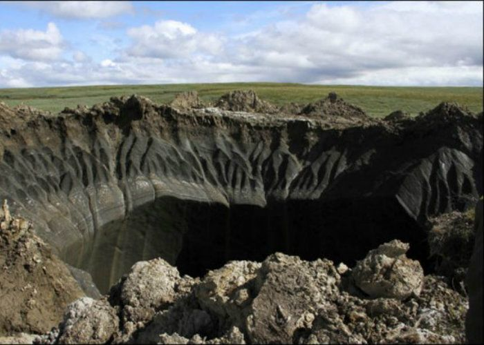 Yamal Crater