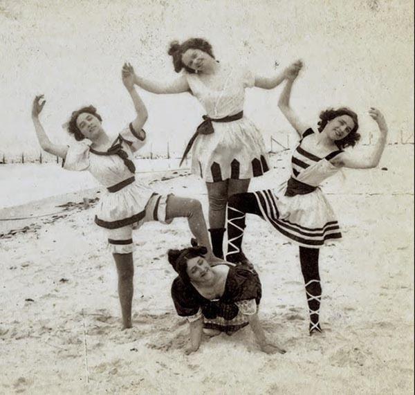 Silly Victorians Beach