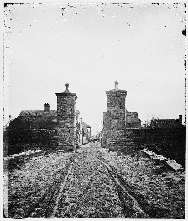 Gates of St. Augustine