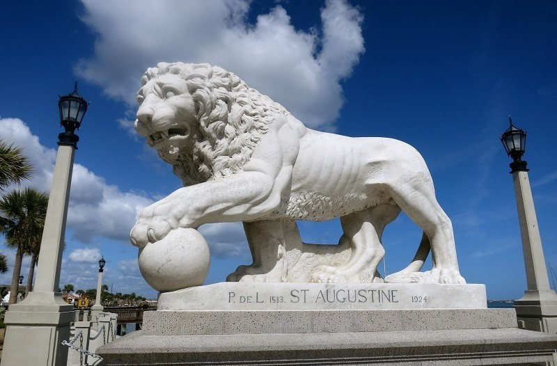 St. Augustine Lions Bridge