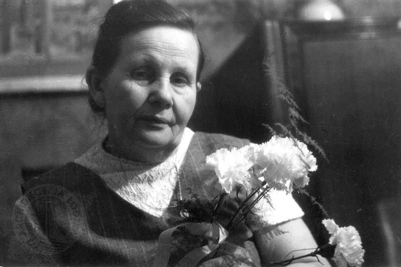 Stanislawa Leszczyńska Portrait