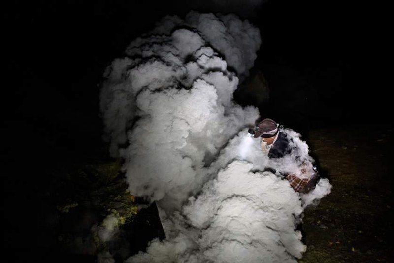 Sulphur Miner Buang