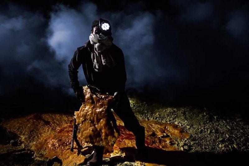 Sulphur Miner Zainuri