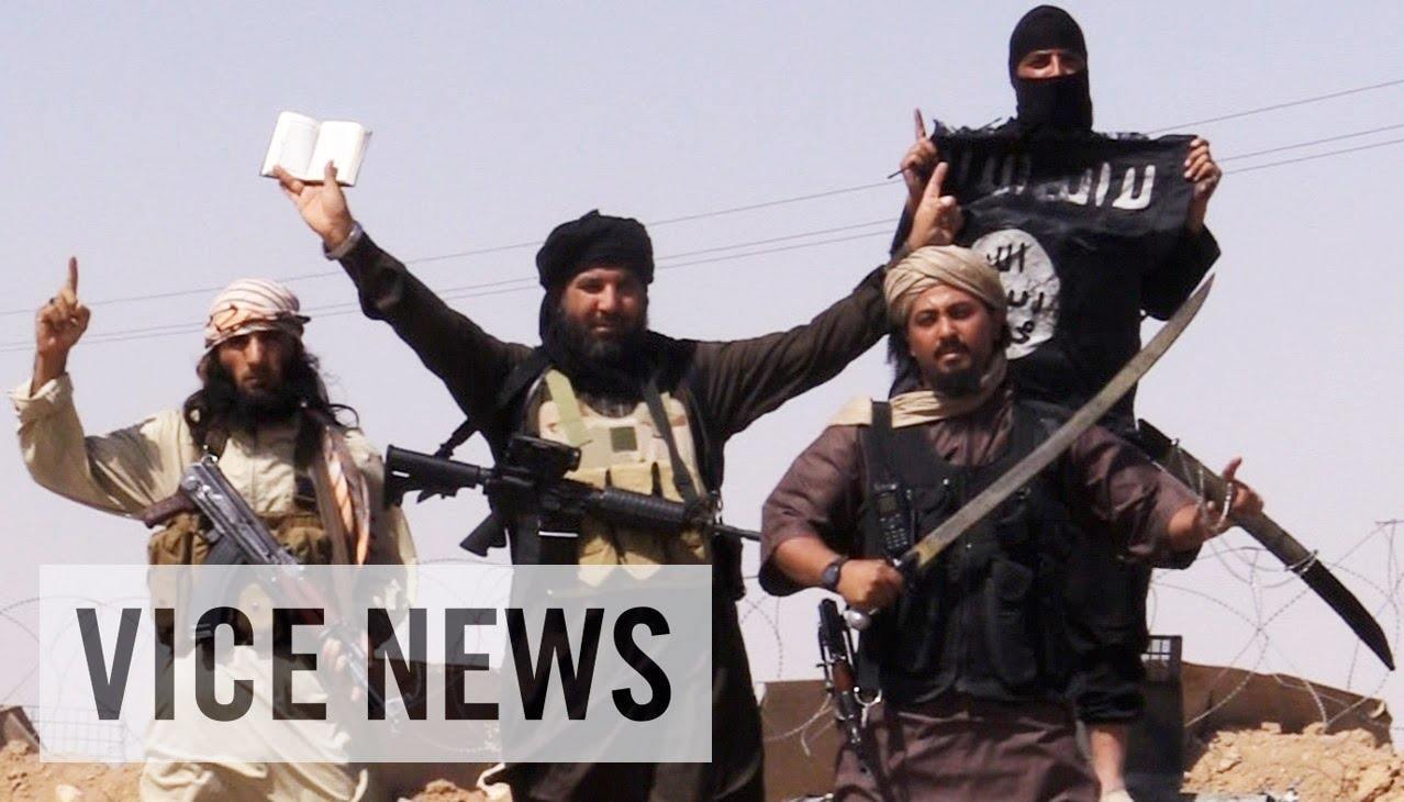 Shocking Images From The ISIS Militant Terror Group
