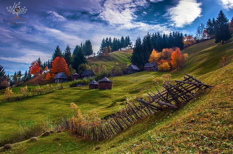 Transylvania Landscapes Hills