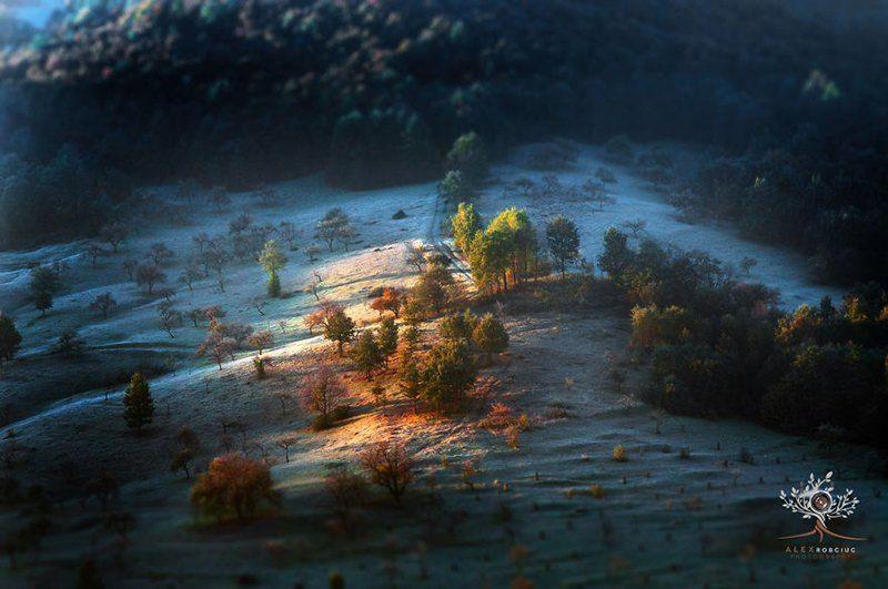 Transylvania Landscapes Patch