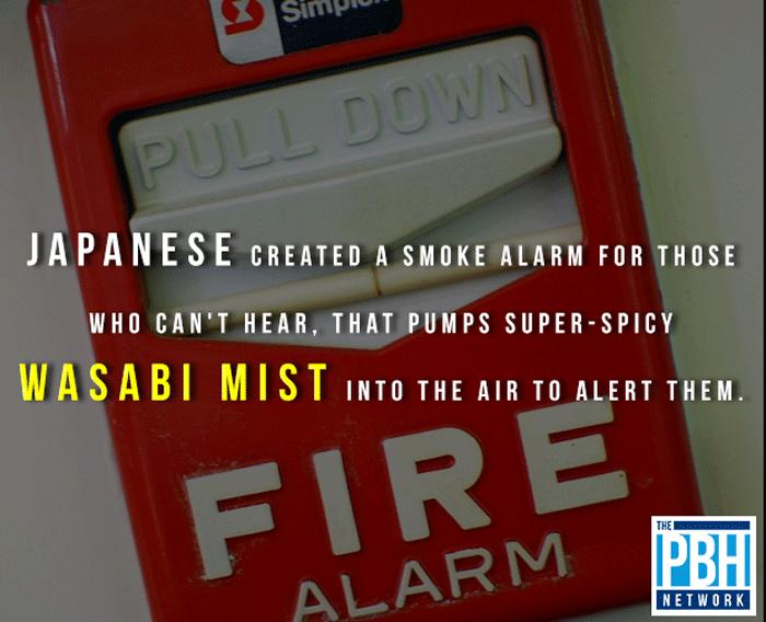 Wasabi Mist Smoke Alarm