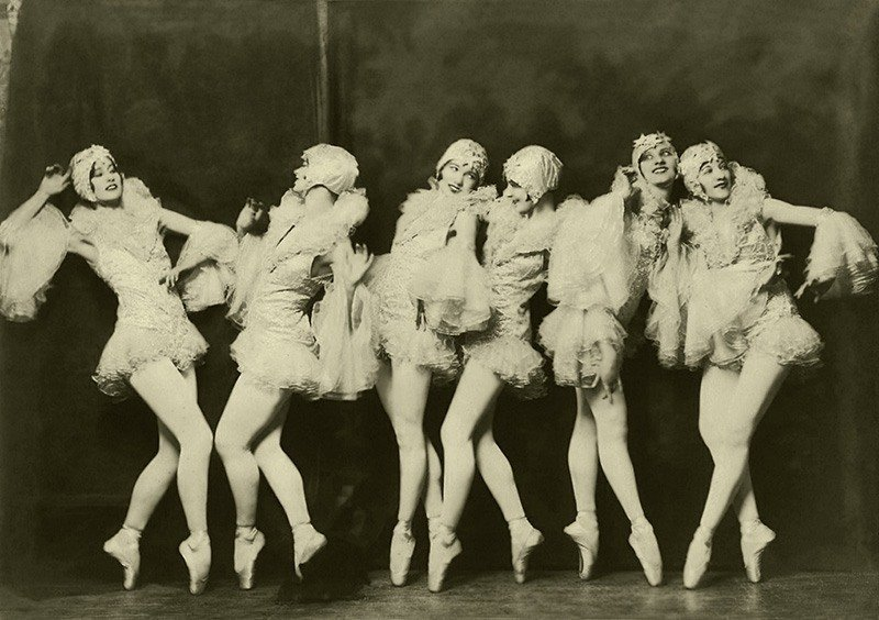 Ziegfeld Follies Cover