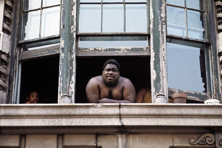 1970s Harlem Big Joe
