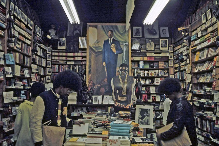Bookstores In 1970s Harlem