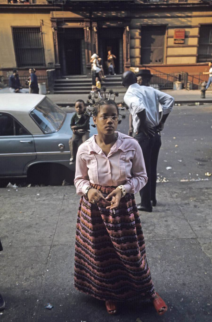 Pictures From 1970s Harlem