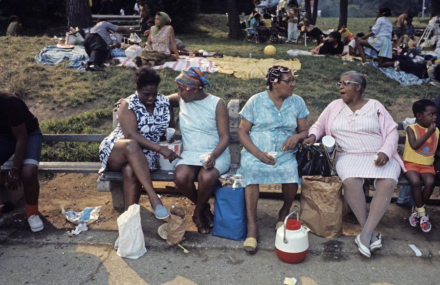 70s harlem curler ladies