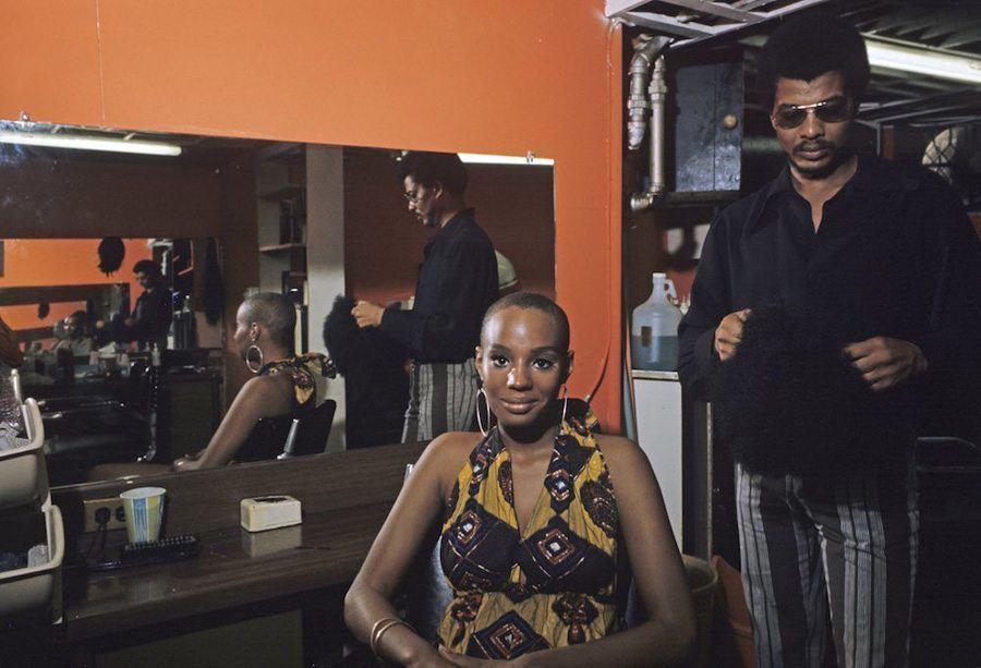 Hair Salon In Harlem