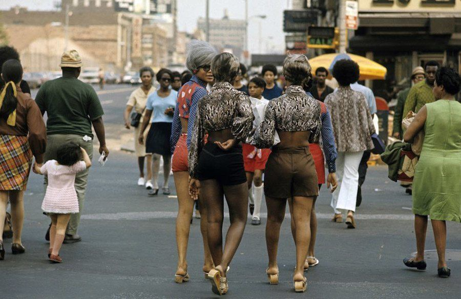 Old Photos Of Harlem, New York