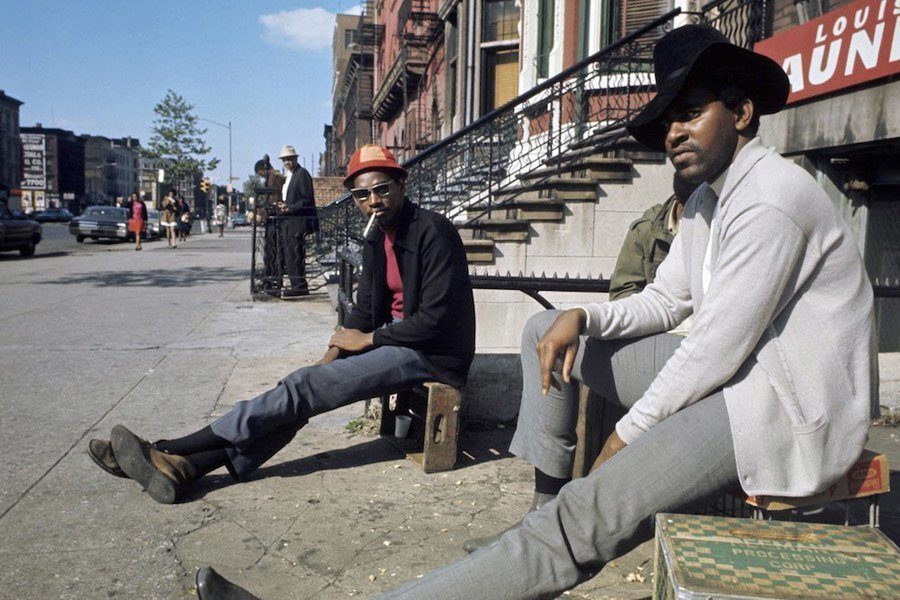 Vintage Images Of 1970s Harlem